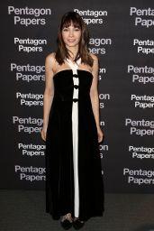 """Alix Benezech – """"The Post"""" Premiere in Paris"""