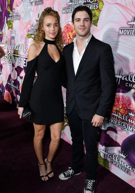 Allie Silva – Hallmark Channel All-Star Party at the TCA Winter Press Tour in LA