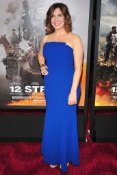 """Allison King - """"12 Strong"""" Premiere in New York"""