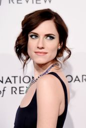 Allison Williams - The National Board Of Review Annual Awards Gala in New York
