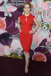 Amanda Schull and Nikki DeLoach – Hallmark Channel All-Star Party at the TCA Winter Press Tour in LA