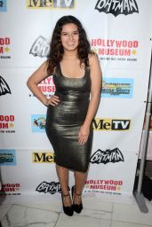 Amber Romero - Batman 66 Retrospective and Batman Exhibit Opening Night in LA