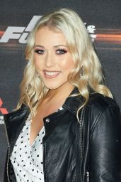 Amelia Lily – Fast and Furious Live at the O2 Arena in London