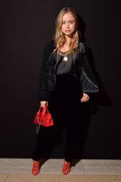 Amelia Windsor - Giorgio Armani Prive Show Spring Summer 2018 in Paris