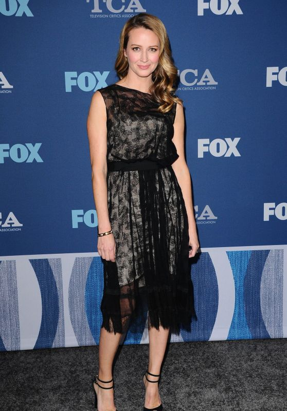 Amy Acker – Fox Winter TCA 2018 All-Star Party in Pasadena