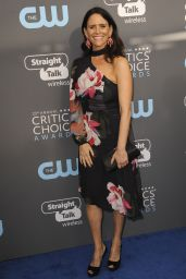 Amy Landecker – 2018 Critics' Choice Awards