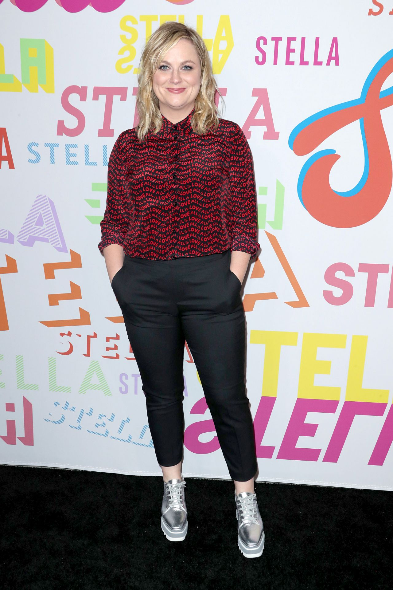 Amy Poehler – Stella McCartney Show in Hollywood