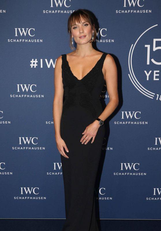 Ana Girardot – IWC Schaffhausen Gala at SIHH 2018 in Geneva