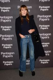 "Ana Girardot – ""The Post"" Premiere in Paris"