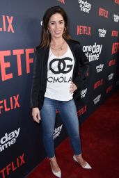 """Ana Ortiz – """"One Day at a Time"""" TV Show Season 2 Premiere in Los Angeles"""