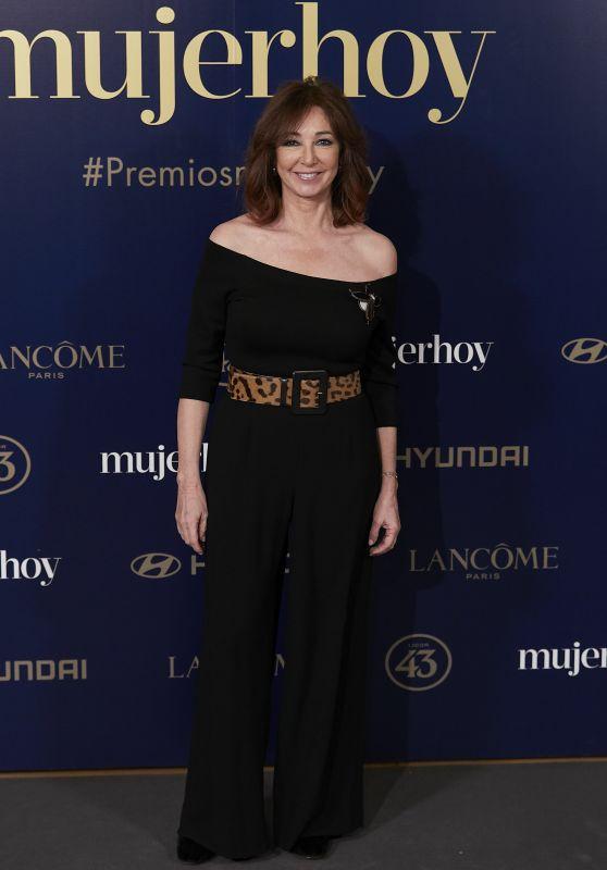 Ana Rosa Quintana – 2018 Mujer Hoy Awards in Madrid