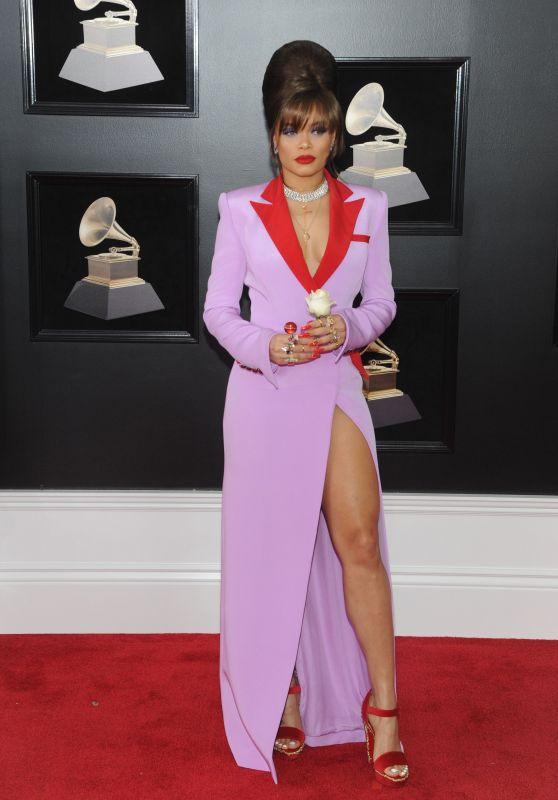 Andra Day – 2018 Grammy Awards in New York