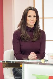 Andrea McLean - Loose Women TV Show in London 01/23/2018