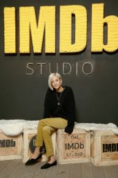 Andrea Riseborough – The IMDb Studio at The Sundance Film Festival in Park City