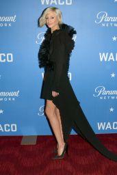 Andrea Riseborough – WACO World Premiere in New York City