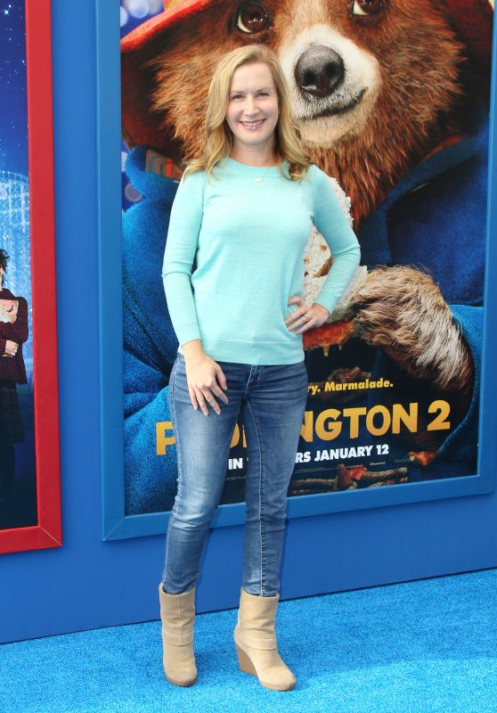 "Angela Kinsey - ""Paddington 2"" Premiere in Los Angeles"