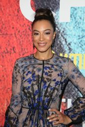 Angela Rye - The Chi Premiere in Los Angeles