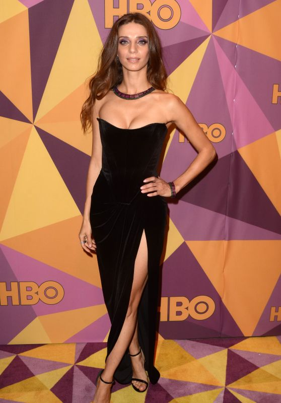 Angela Sarafyan – HBO's Official Golden Globe Awards 2018 After Party