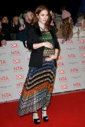 Angela Scanlon – 2018 National Television Awards in London