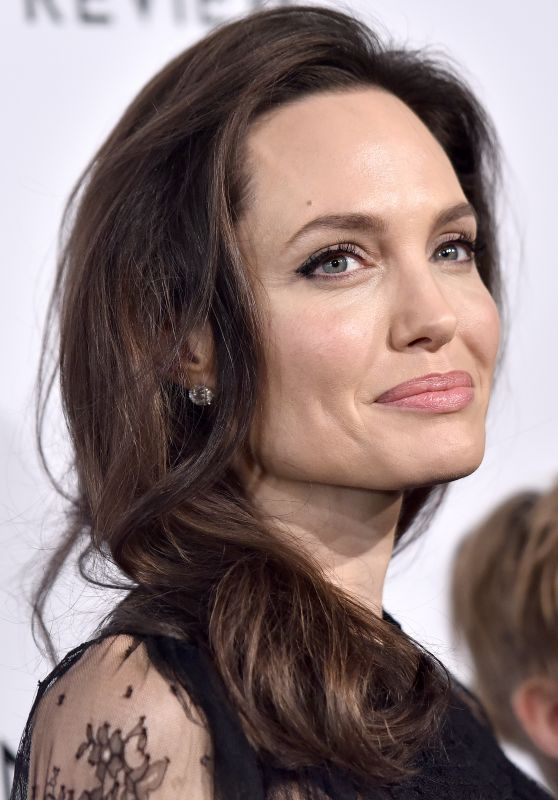 Angelina Jolie - The National Board Of Review Annual Awards Gala in NYC