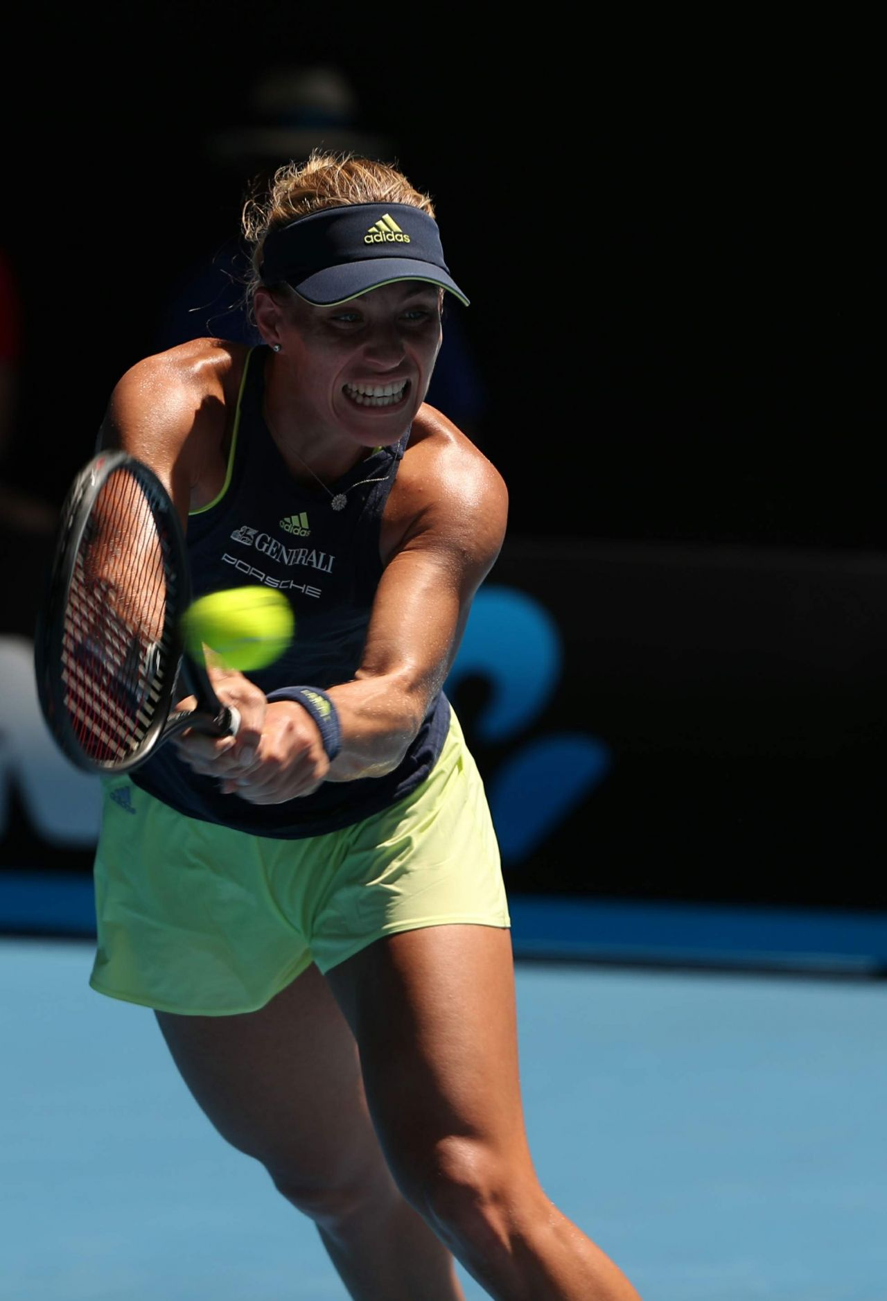 Angelique Kerber Australian Open 01 22 2018