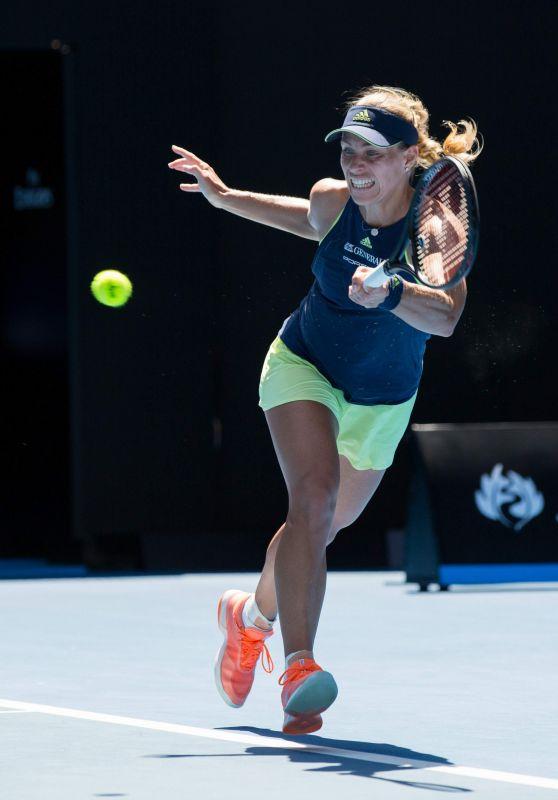 Angelique Kerber – Australian Open 01/22/2018