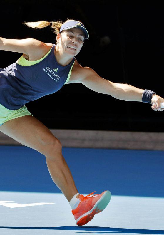 Angelique Kerber – Australian Open 01/25/2018