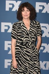 Anna Chancellor – 2018 Winter TCA Tour FX Starwalk in Pasadena