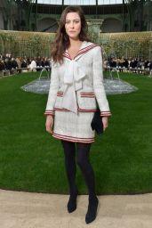 Anna Mouglalis at Christian Dior Show Spring Summer 2018 in Paris
