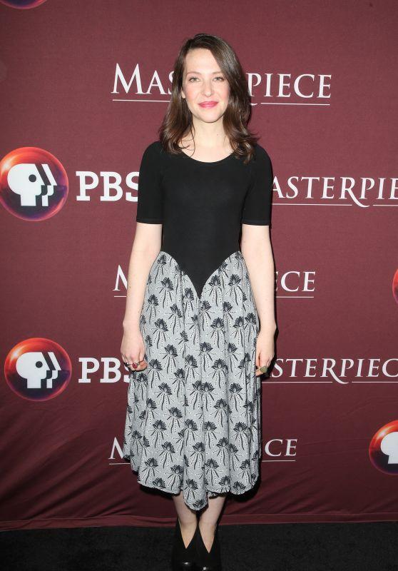 "Annes Elwy - ""Little Women"" TV Show Panel at the TCA Winter Press Tour in LA"