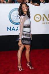 Annie Ilonzeh – 2018 NAACP Image Awards in Pasadena