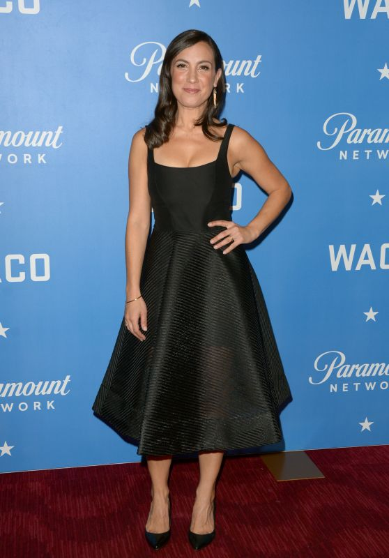Annika Marks – WACO World Premiere in New York City