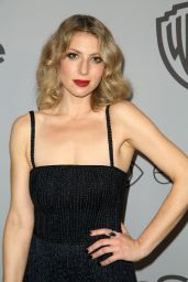 Ari Graynor – InStyle and Warner Bros Golden Globes 2018 After Party