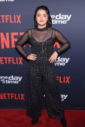 """Ariela Barer – """"One Day at a Time"""" TV Show Season 2 Premiere in Los Angeles"""