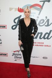 Ashlee Simpson – Inaugural Janie's Fund Gala & Grammy Viewing Party in LA