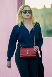 Ashley Benson Shopping at Revolution in West Hollywood