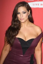 "Ashley Graham - Revlon's ""Live Boldly"" Campaign Launch in NYC"