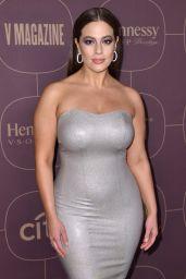 Ashley Graham – Warner Music Pre-Grammy 2018 Party in New York
