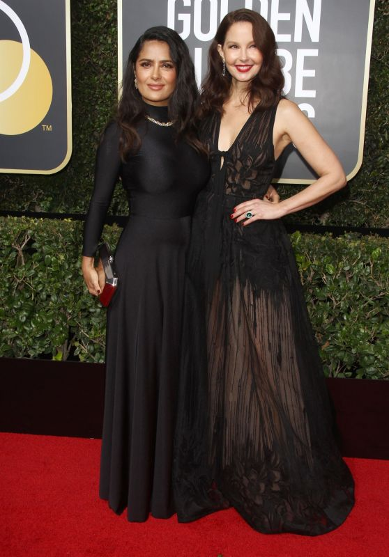 Ashley Judd – Golden Globe Awards 2018