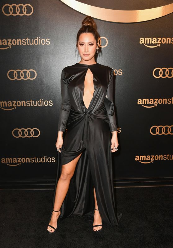 Ashley Tisdale – Amazon Studios' Golden Globes Celebration in Beverly Hills