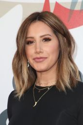 Ashley Tisdale – Inaugural Janie's Fund Gala & Grammy Viewing Party in LA
