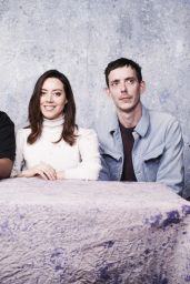 Aubrey Plaza – Deadline Studio Portraits at Sundance 2018 in Park City