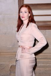 Audrey Fleurot – Julien Fournie Fashion Show in Paris 01/23/2018