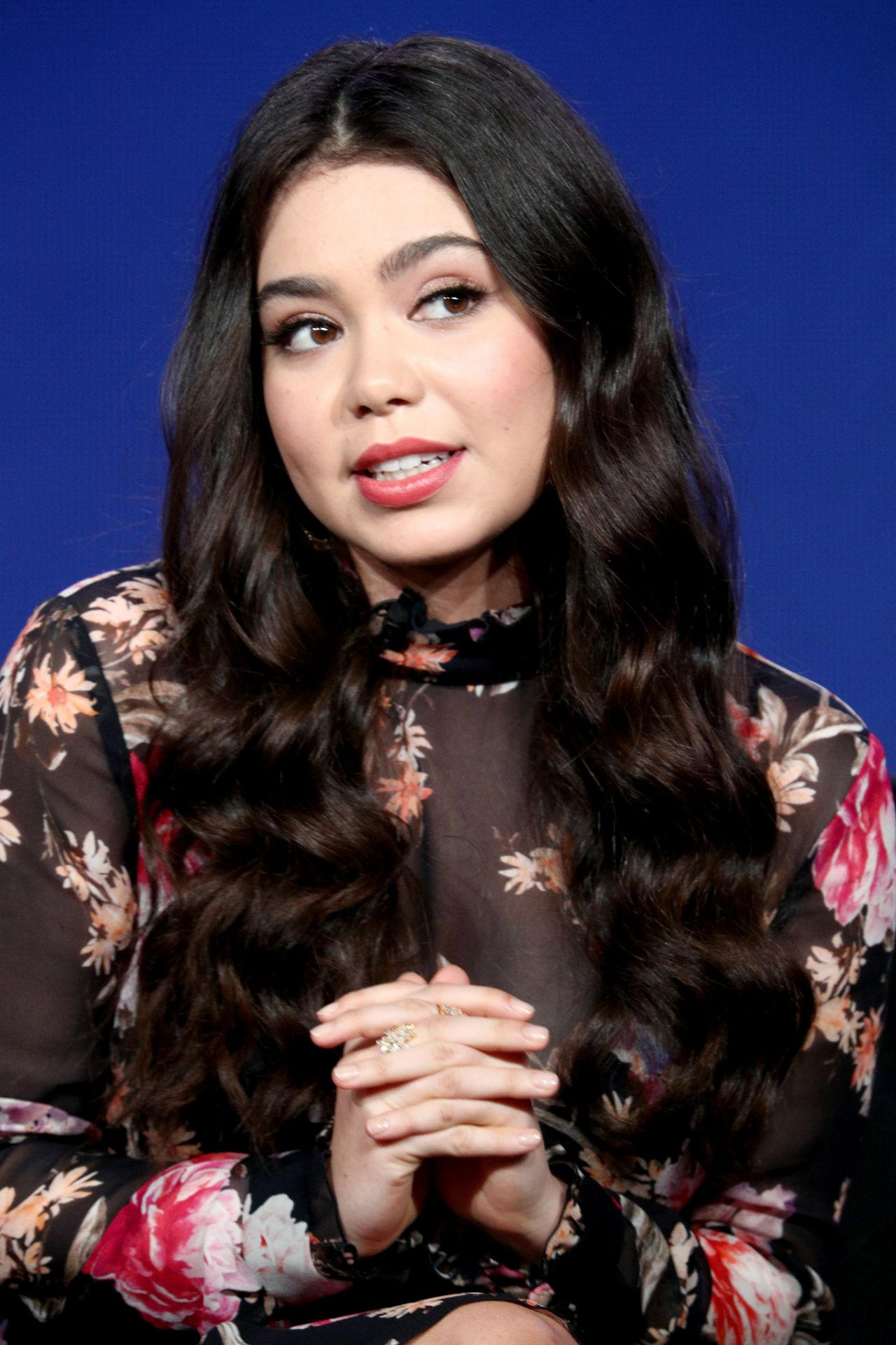 Auli I Cravalho 2018 Nbc Universal Tca Winter Press Tour