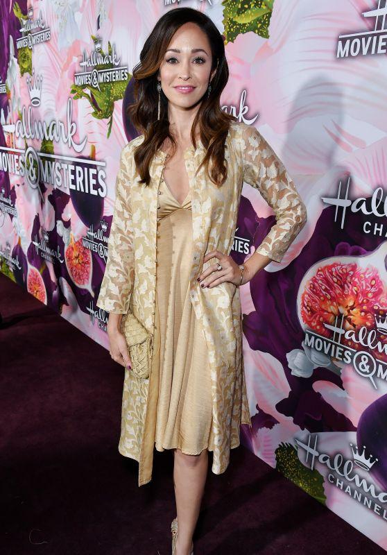 Autumn Reeser – Hallmark Channel All-Star Party at the TCA Winter Press Tour in LA