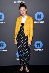 Aylya Marzolf – 2018 Freeform Summit in Hollywood