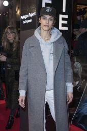 "Aymeline Valade – ""The Post"" Premiere in Paris"