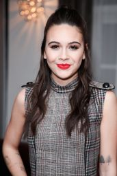 Bea Miller - Wolk Morais Collection 6 Fashion Show in LA