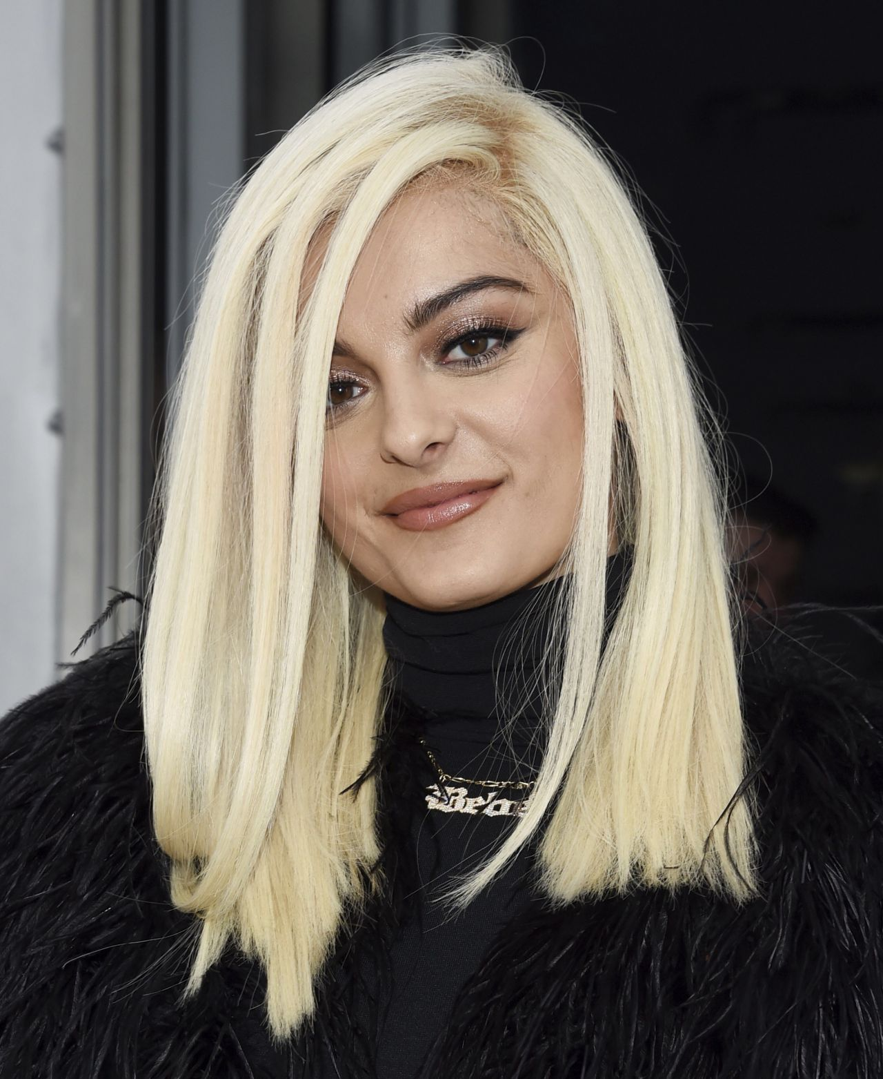 Bebe Rexha: Bebe Rexha At The Empire State Building In NYC