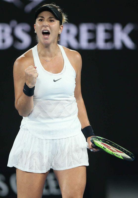 Belinda Bencic – Australian Open Tennis Tournament in Melbourne
